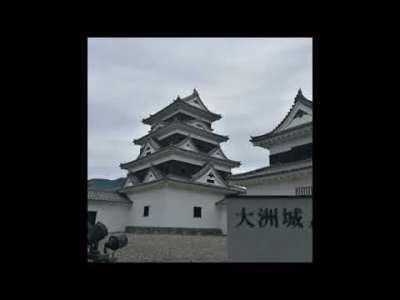 ゴープロ自動編集、大洲城に行って来た