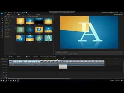PowerDirector 16 ビデオ編集の基本と便利なツール のご紹介