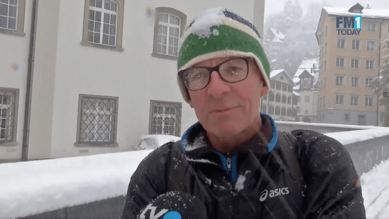 Willi Dahinden im Interview mit FM1