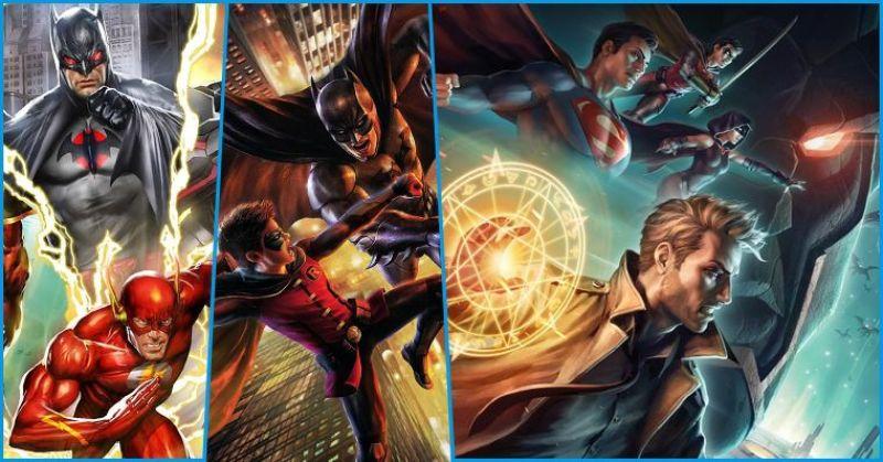 Entenda a cronologia do Universo Animado da DC Comics