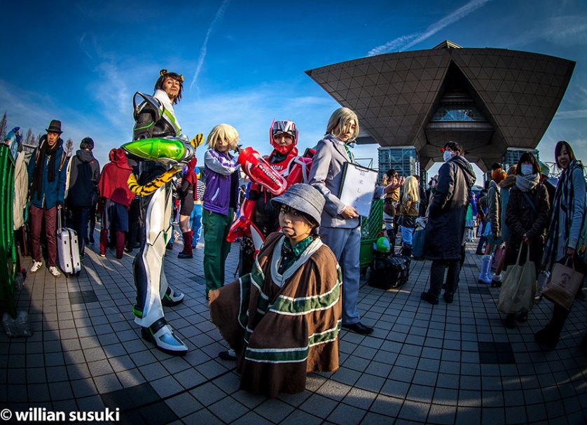 Cosplayer COMIKET-87 (1)