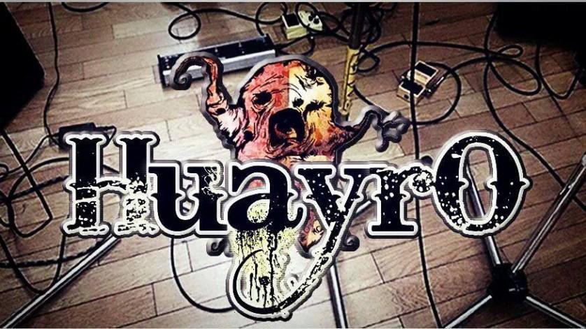 Huayro, nueva banda de rock