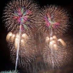 Zushi, fuegos artificiales #56