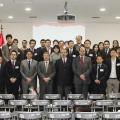 Primer seminario de la APEJA en la Embajada del Perú en Japón