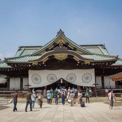 El controversial Santuario Yasukuni