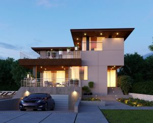 外構と建築の密接な関係