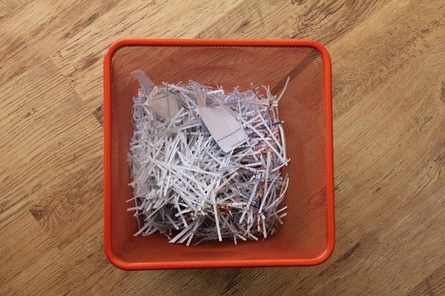 Meest voorkomende soorten afval op kantoor