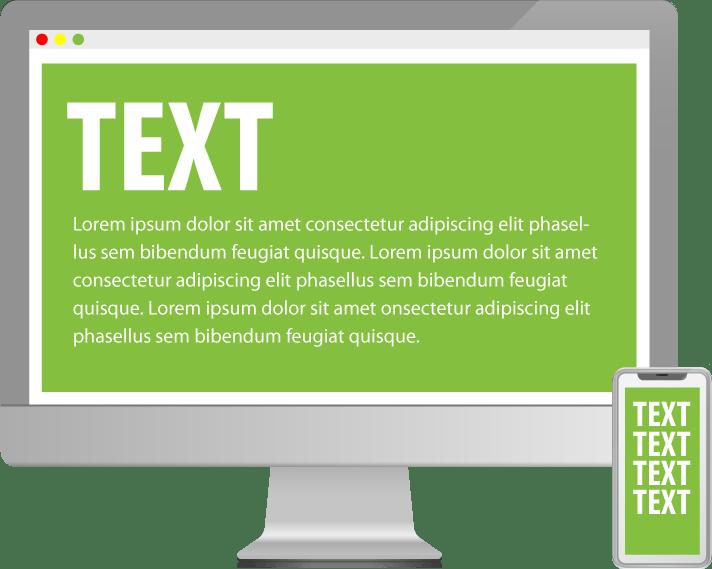 tekst en SEO content