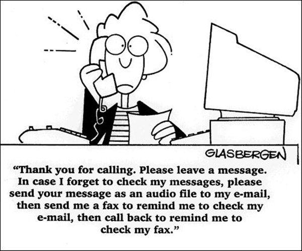 Tata Cara Menerima Telepon