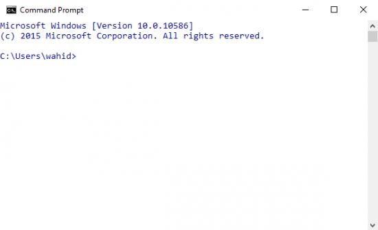 Cara Mengganti Warna Font dan Background Command Prompt Windows 10 4
