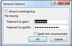 cara bikin password word excel powerpoint