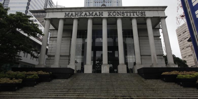 Lawan Pansus DPR, Pegawai KPK Ajukan Uji Materi ke MK