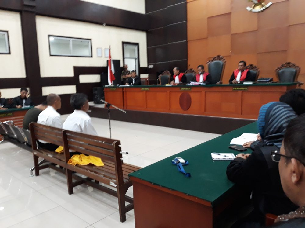 Pengacara Bakal Ajukan Penangguhan Penahanan Mustofa Nahrawardaya.