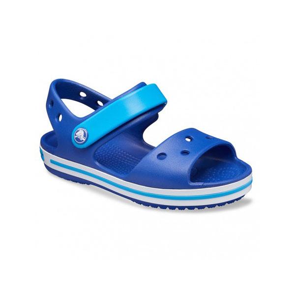 Chancletas Niño Crocs Crocband Sandal K Azul   Kantxa Kirol Moda