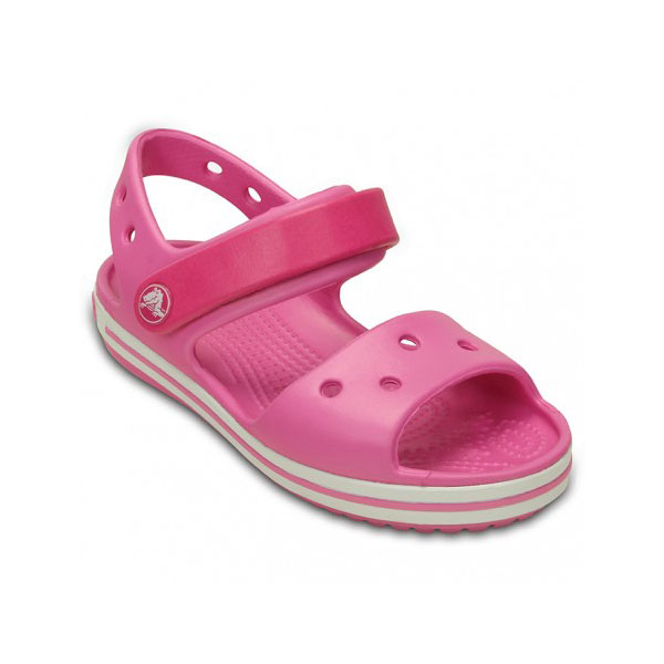 Chancletas Niño Crocs Crocband Sandal K Rosa   Kantxa Kirol Moda
