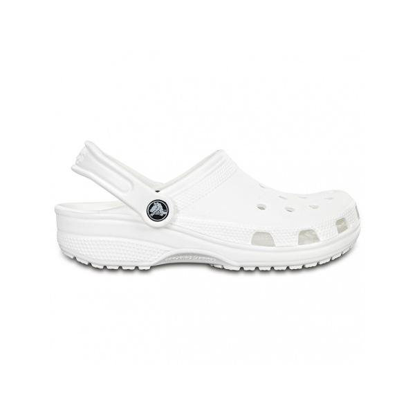 Chancletas Unisex Crocs Classic Blanca   Kantxa Kirol Moda