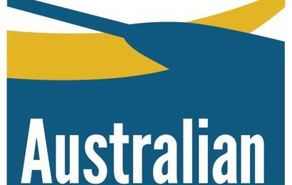 Die australische Kanurennsport Nationalmannschaft