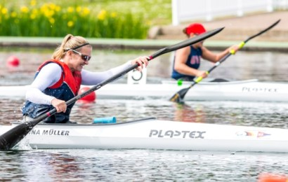 Weltcup in Szeged – Gelungener Start in die internationalen Wettkämpfe 2017 für die Parakanuten