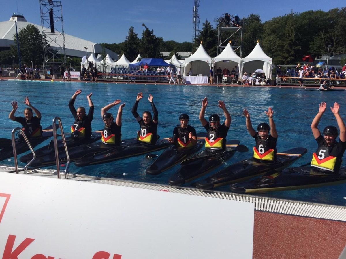 Die Kanu-Polo Termine 2018