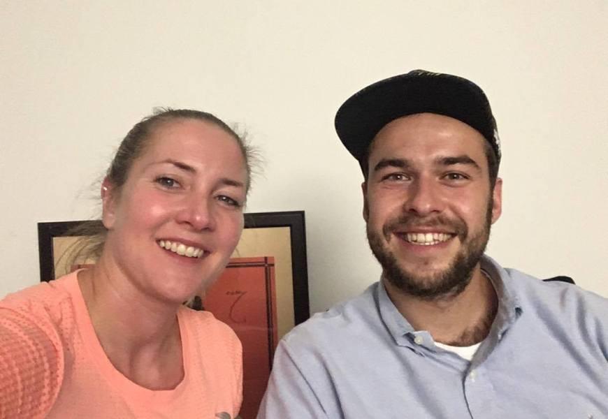 "Edina Müller zu Gast in unserem ""Kanu zum Frühstück"" Podcast #2"
