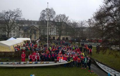 Ausgebucht! Nikolaus-Drachen-Cup mausert sich zum Drachenboot-Topevent