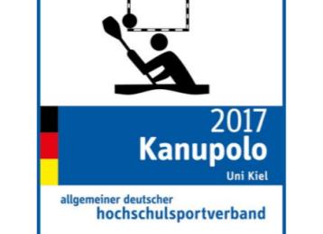 Kanu-Polo Hochschulmeisterschaft 2017
