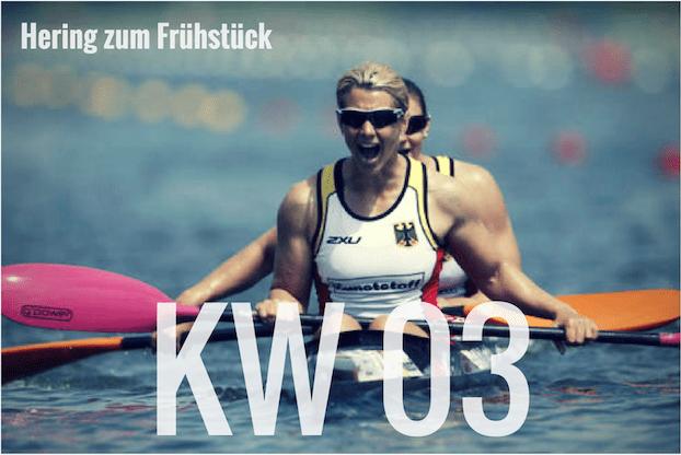 Hering zum Frühstück – KW 03 Athletiktraining in Hannover