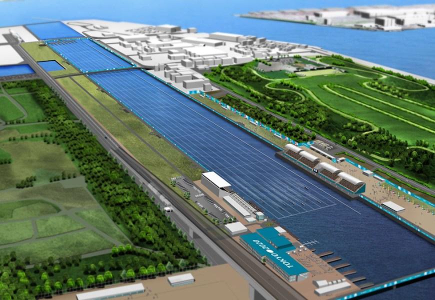 Tokio 2020: Olympische Wasserqualität kein Problem!