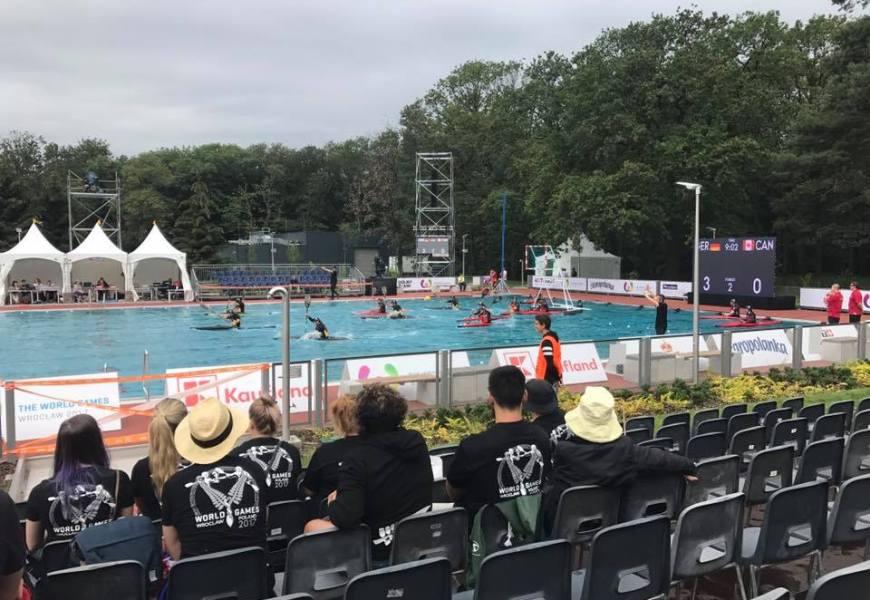 Die Kanu-Polo Highlights aus 2017