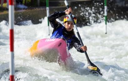 2.Quali-Kanu-Slalom_Ricarda-Funk_Kanu-zum-Frühstück