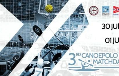 Kanu-Polo Bundesligaspieltag wird in Hamburg zum Mega-Event