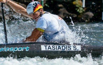 2 x Gold für Kanu-Slalom Herren beim Auftaktweltcup in der Hohen Tatra