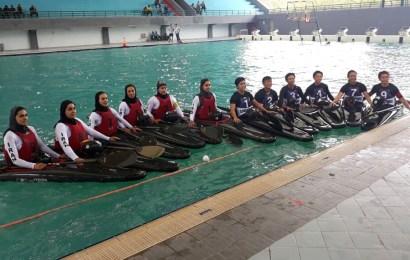 Kanu-Polo erstmals bei den Asienspielen