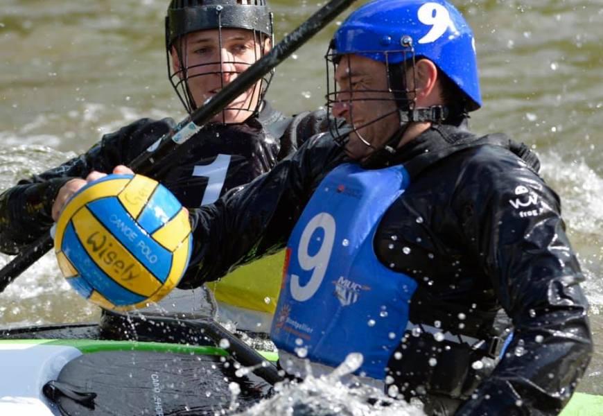Deutsche Kanu-Polo Herren Nationalmannschaft gewinnt in Charleroi