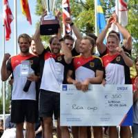 Mannschaften für Kanu-Polo Europameisterschaft 2019 stehen fest