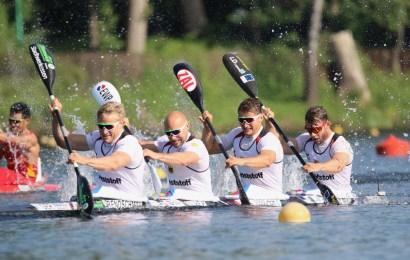 Historische Chance bei der Kanu-WM 2021 in Dänemark