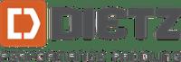 Das Logo von Dietz Paddling.