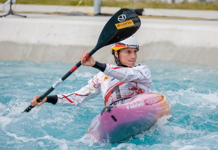 Hochkaräter starten beim Kanu-Slalom Weltcup 2021 in Prag