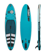 Das Light MFT Blue Series Freeride ist ein Stand Up Paddle Board.