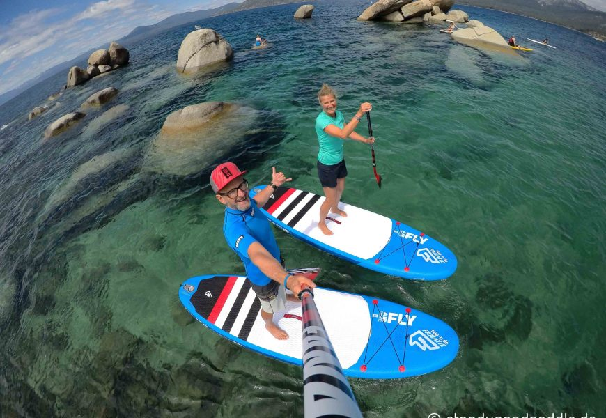 Was ist Stand Up Paddling?