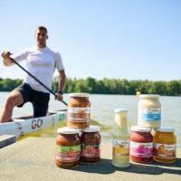 Brendels - Olympiasieger Sebastian Brendel gründet Food Startup
