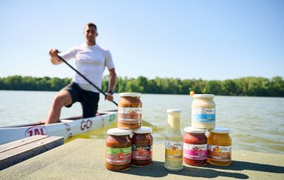 Brendels – Olympiasieger Sebastian Brendel gründet Food Startup
