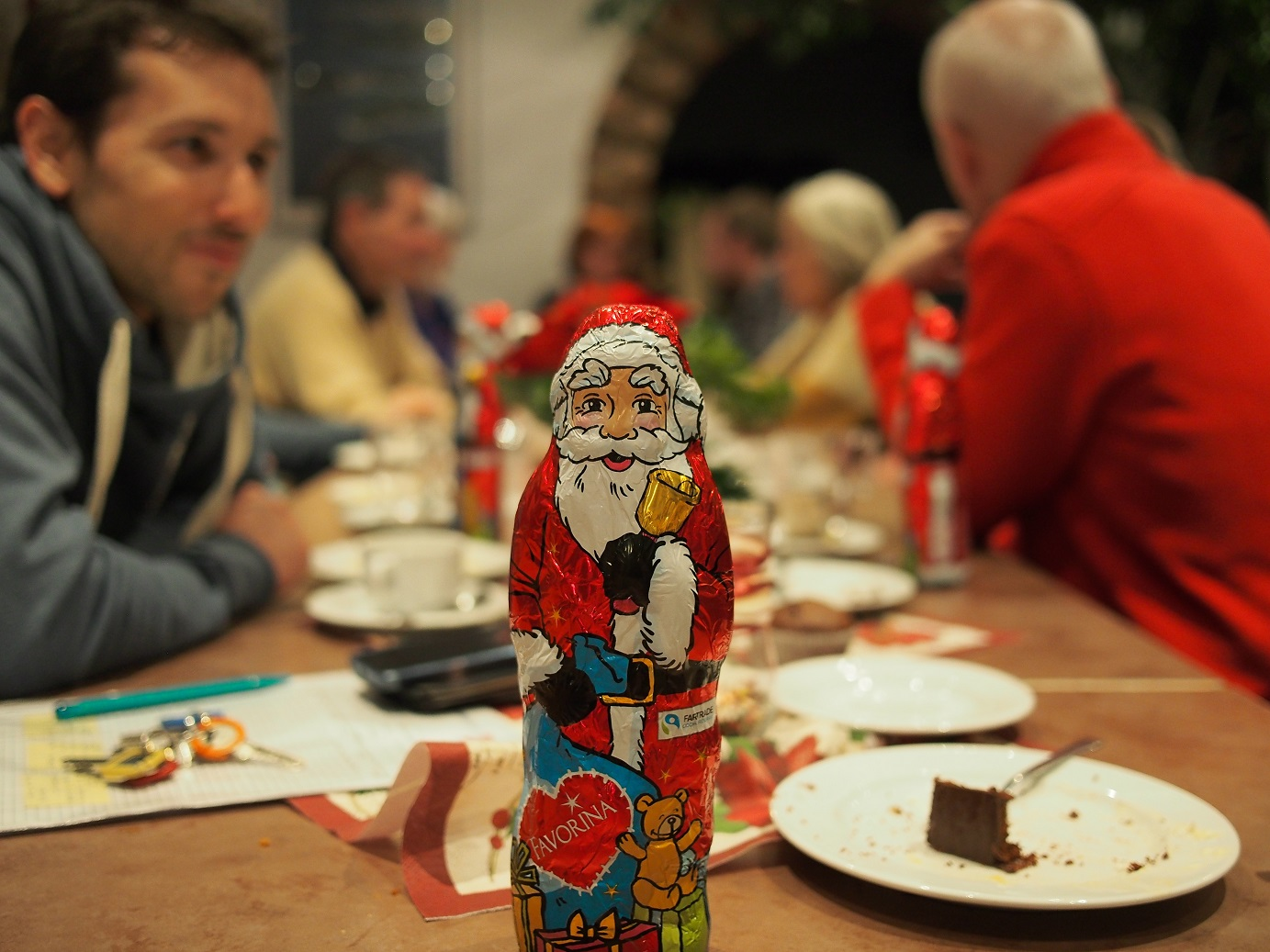 Read more about the article Weihnachtsfeier