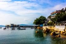 Yung Shue Wan pier
