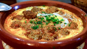 Tajine Kefta at Arrayanes