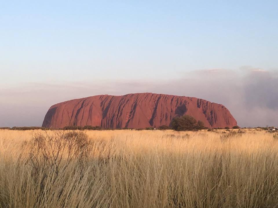 世界遺産エアーズロック(Uluru)キャンプ行ってきました!感想♪