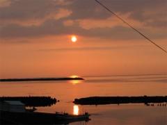 日本海夕陽ライン