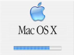 Mac OS X Start up