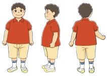 子ども キャラクター デザイン