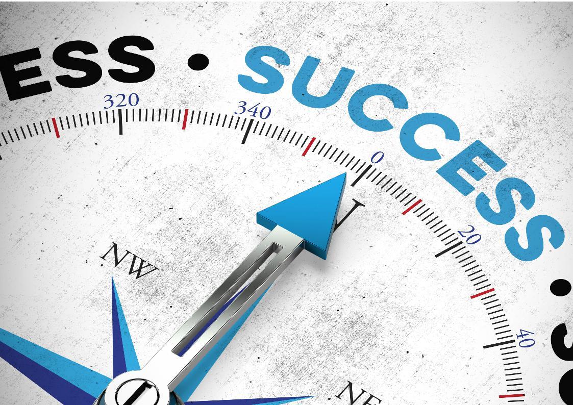 Freude an der Arbeit = Erfolg